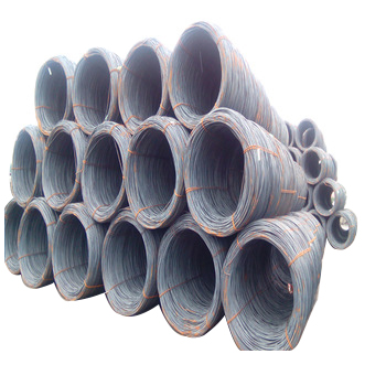 Alloy coil steel wire rod element <strong>Q195</strong> low carbon steel wire coil