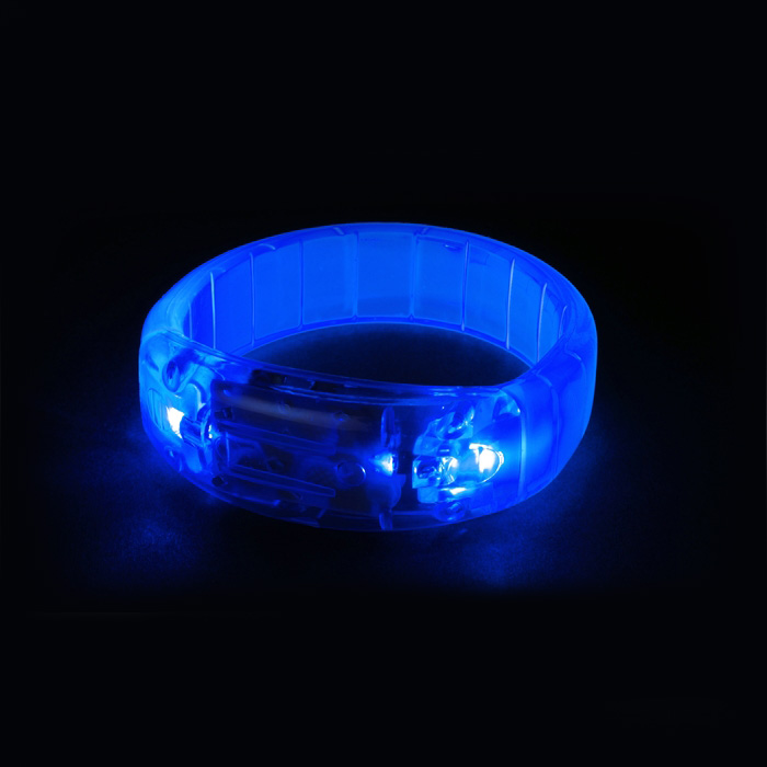 New Hot selling Flashing LED Bracelet for party ,concern and promotion gift