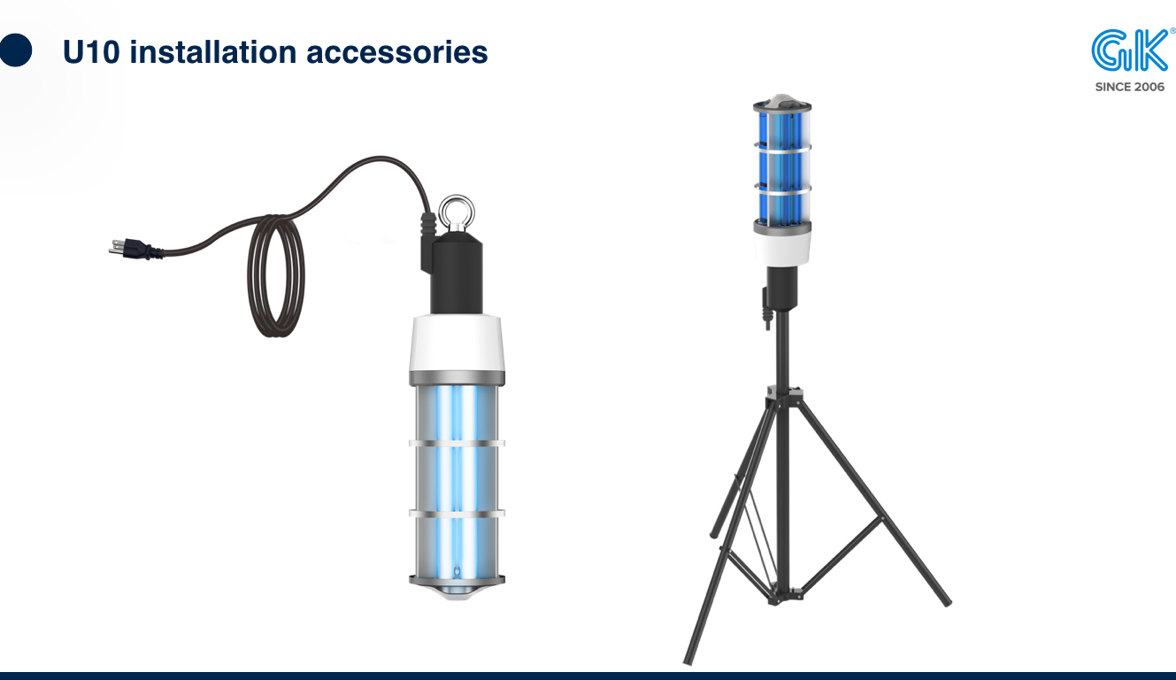 uv lamp accessories