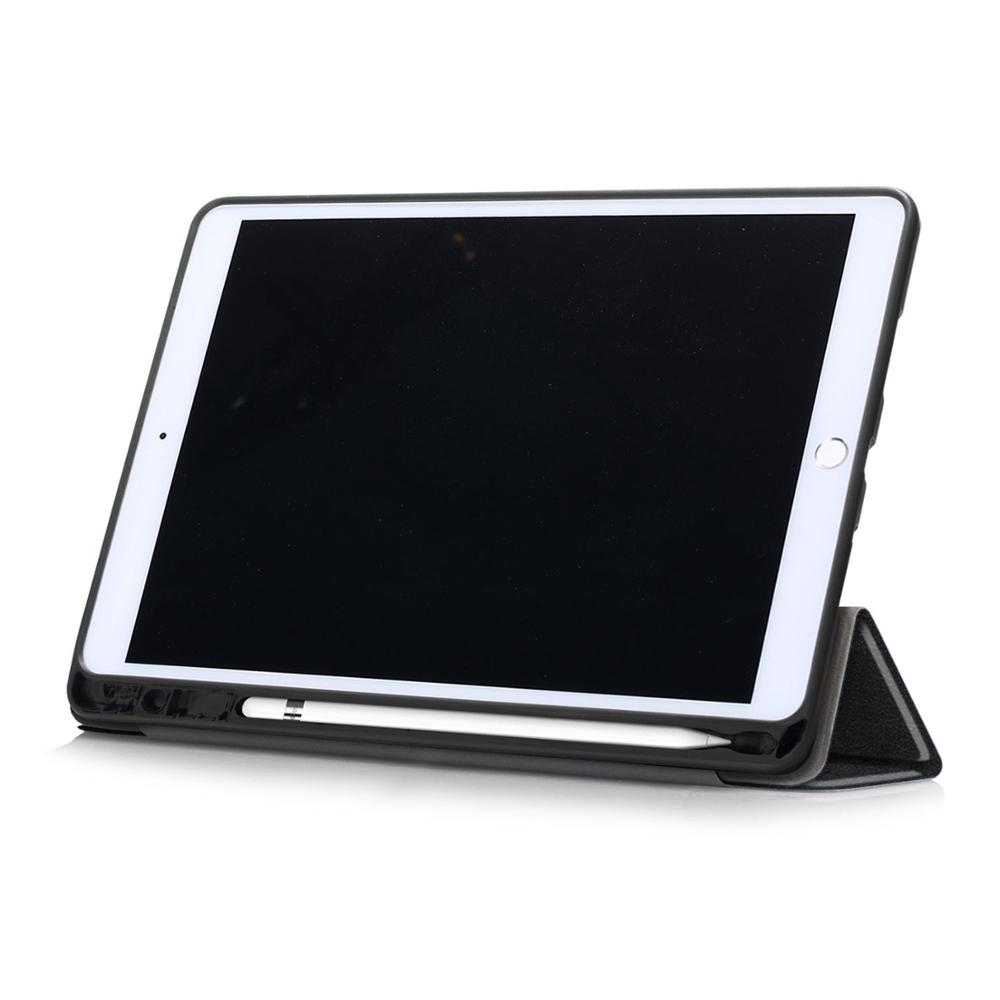 For New <strong>Ipad</strong> 10.2 2019 Case With Pencil Holder Premium Shockproof Soft TPU Back Cover For New <strong>iPad</strong> 7th Generation 10.2&quot;
