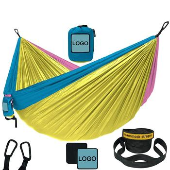 Hammock Camping with Tree Straps Based Hammocks Brand Gear, Indoor Outdoor Backpacking Survival & Travel