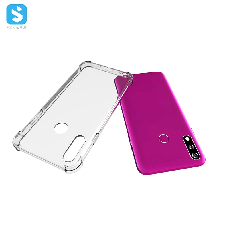 For LG <strong>W10</strong> TPU <strong>phone</strong> Back cover, Four Corner Shockproof Anti-drop protective Clear Alpha grain TPU <strong>phone</strong> case for LG <strong>W10</strong>