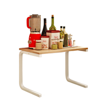 Capacious &amp; Sturdy Two Layer Kitchen Storage <strong>Shelves</strong> Organization