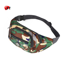 Factory Whosale Men Custom Coin Purse Tactical Package Fanny Pack Logo Waist Pack Bag For <strong>Phone</strong>