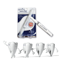 Amazon Top Seller Teeth Whitening Pen Tooth Gel Whitener Bleach Stain Eraser Remove Stains Oral Hygiene Care Private Label