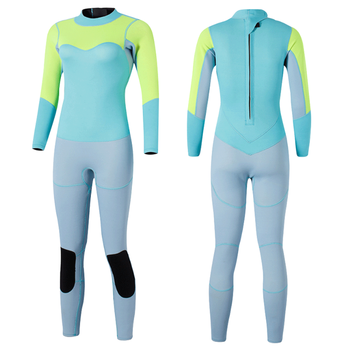 Wholesale Neoprene Sportswear Water Sports women wetsuit