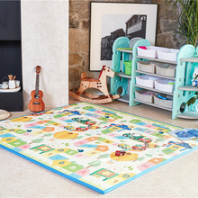 baby crawling mat large double sideds non-slip non-toxic baby play mat