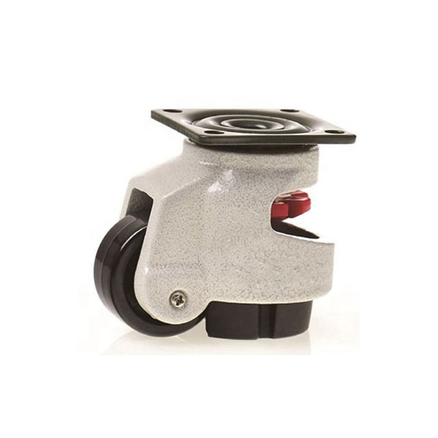 GD-40F Adjustable Leveling Caster <strong>Wheels</strong>