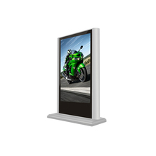 Hot Sale 55 inch Floor Stand network wifi lcd <strong>advertising</strong> <strong>display</strong> waterproof outdoor kiosk screen standalone digital signage