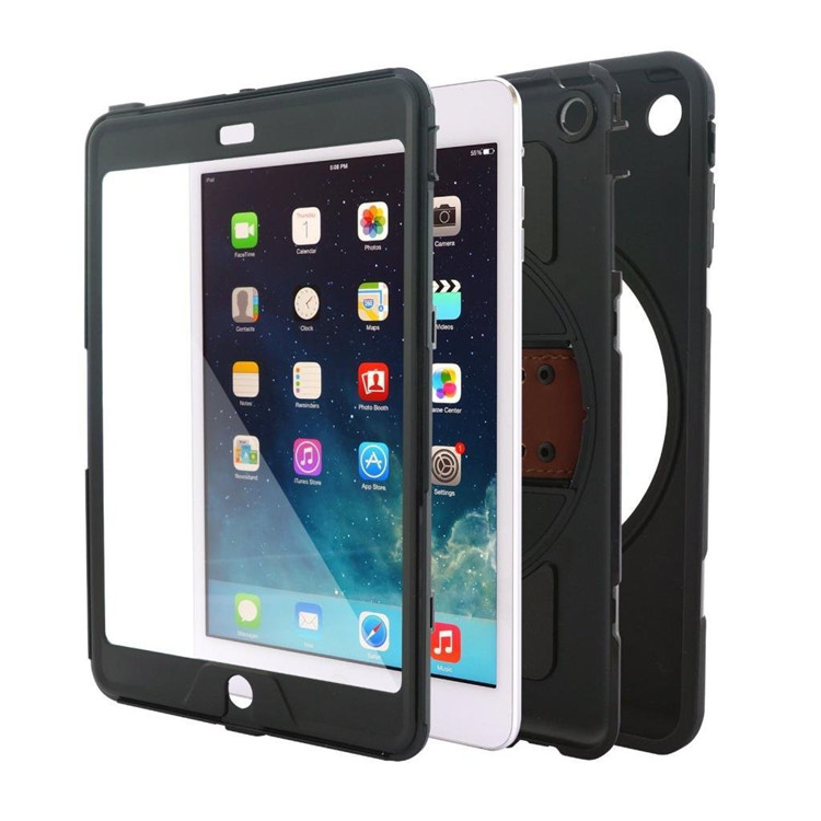 New Case 360 For Ipad 10.2 Tablet Cover With Screen Shockproof Heavy Duty Case For Ipad Pro 2020