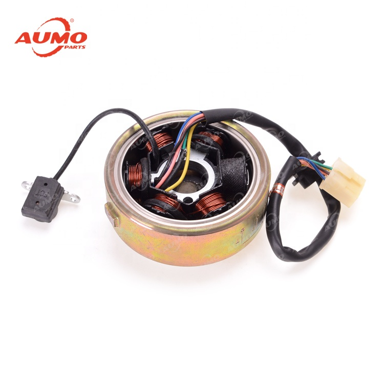 Wholesale motorcycle Parts <strong>C100</strong>-6 Magneto Assy with high <strong>quality</strong>
