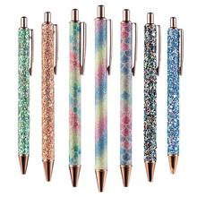 <strong>Specialized</strong> grind arenaceous pen bling press metal ballpoint pen for school office promotion gift