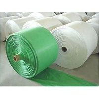 Flour/Rice/Garbage/Corn used pp/polypropylene woven fabric bag roll