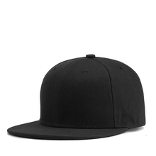 high quality 100% polyester plain customized logo <strong>flat</strong> bill baseball cap for promotion