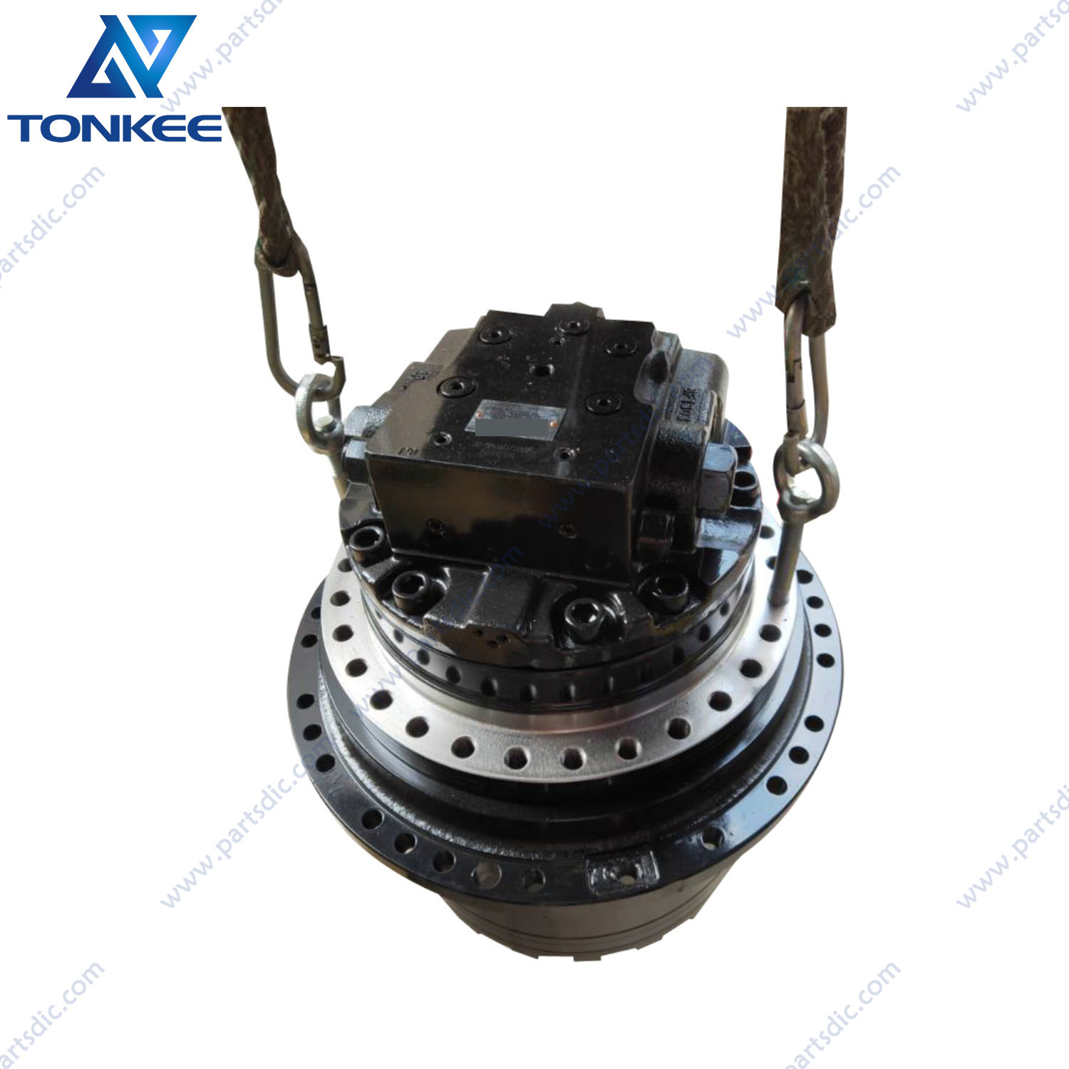 Construction Machinery Parts VOE14533651 excavator track device EC210B EC240B final drive TM40VC travel motor Assy