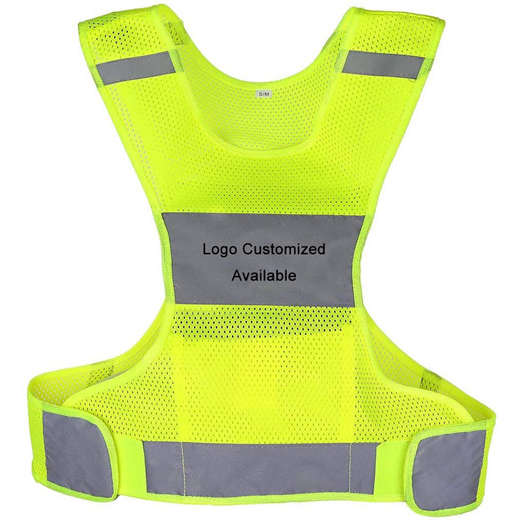 Road <strong>Safety</strong> Reflective Running Vest