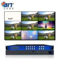 Bitvisus HDMI 9 channels Matrix switcher support 3D video