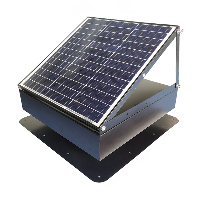 SFM-F40A 40W Solar Attic <strong>Fan</strong> for House IP67 DC Motor Large Air Volume Low Price 100% Solar Energy