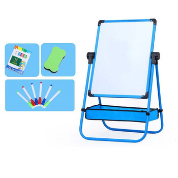 Factory Direct Metal Bracket Type Double-sided Magnetic Drawing Board