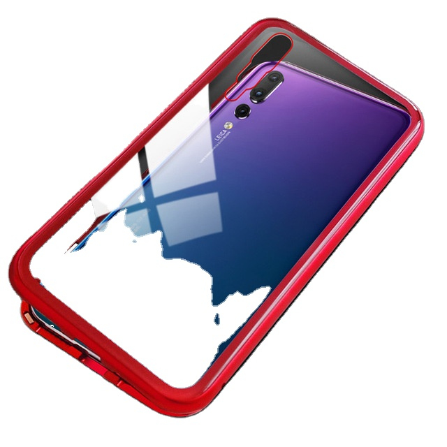 Magnetic Adsorption <strong>Phone</strong> <strong>Case</strong> For Huawei P20 Lite P30 Pro Nova 3 3i 3e Tempered Glass on Honor 8X Y5 Y6 Y7 Prime Y9 <strong>phone</strong> <strong>Case</strong>