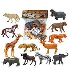 Various shape Kids wild plastic <strong>animals</strong> toys <strong>animal</strong> for sale