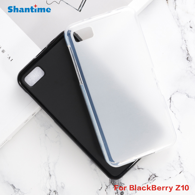 For <strong>BlackBerry</strong> <strong>Z10</strong> <strong>Case</strong> Ultra Thin Clear Soft TPU <strong>Case</strong> Cover For <strong>BlackBerry</strong> <strong>Z10</strong> Couqe Funda