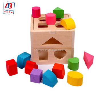 Hot Sale Baby Learning Educational Blocks Toys