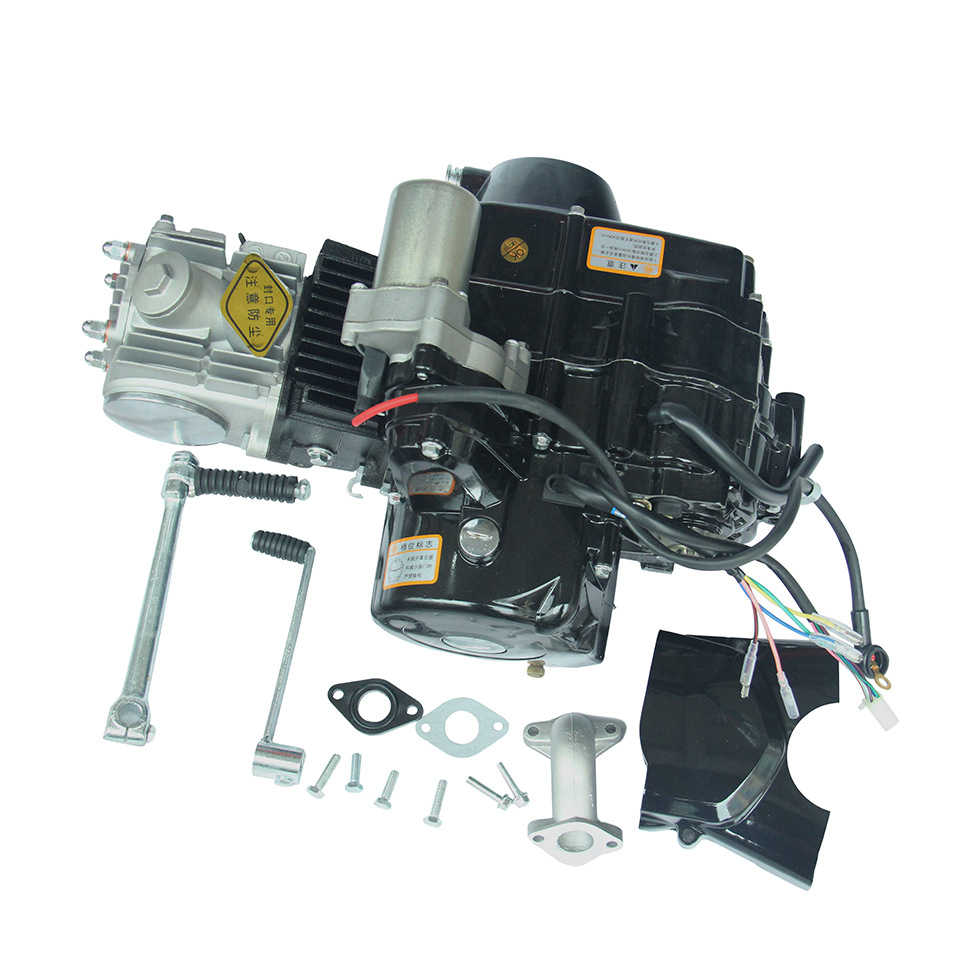 152FMH 110CC Engine Manual Clutch 4 Speed Kick and Electric Start for <strong>motorcycle</strong> pit bike Honda <strong>C100</strong> C110