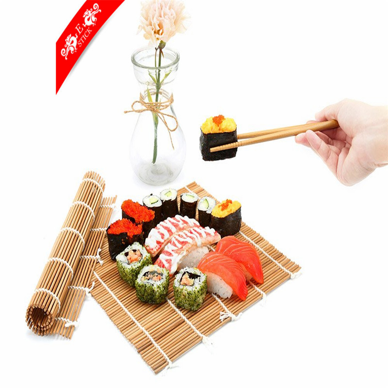 Various specifications reusable Japanese sushi kits for fast food
