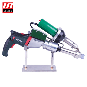 On Stock Plastic Pipe Hand Extrusion Welder