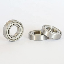 <strong>1</strong>*3*<strong>1</strong>.5mm ball seal bearing price stainless steel miniature MR31ZZ deep groove ball seal bearing