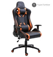 6007OG- wholesale high back ergonomic PU leather PC game chair office racing style adjustable gaming chair