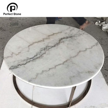 Natural Stone Marble Top Marble Coffee <strong>Table</strong> For Stone Furniture