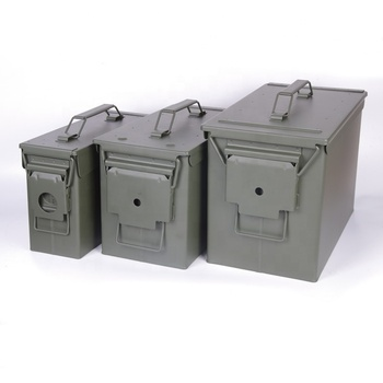 Cost-effective Ammo Can/Waterproof Ammo Box For Bullets