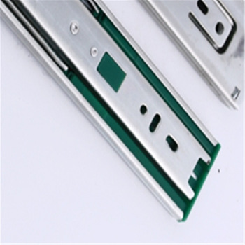 45mm Double <strong>Spring</strong> Undermount Sliding Soft Closing Drawer Slide