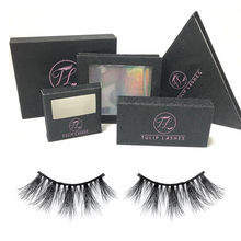 Lashes Package Box Minky Silk 3D 5D 6D Faux Mink Individual