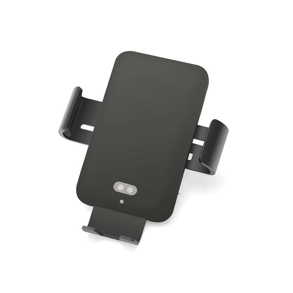 <strong>C12</strong> Qi 1.2.4 USB-C Mobile phone Wireless Charger and Built-in Infrared Auto-sensing Wireless Charger With air vent
