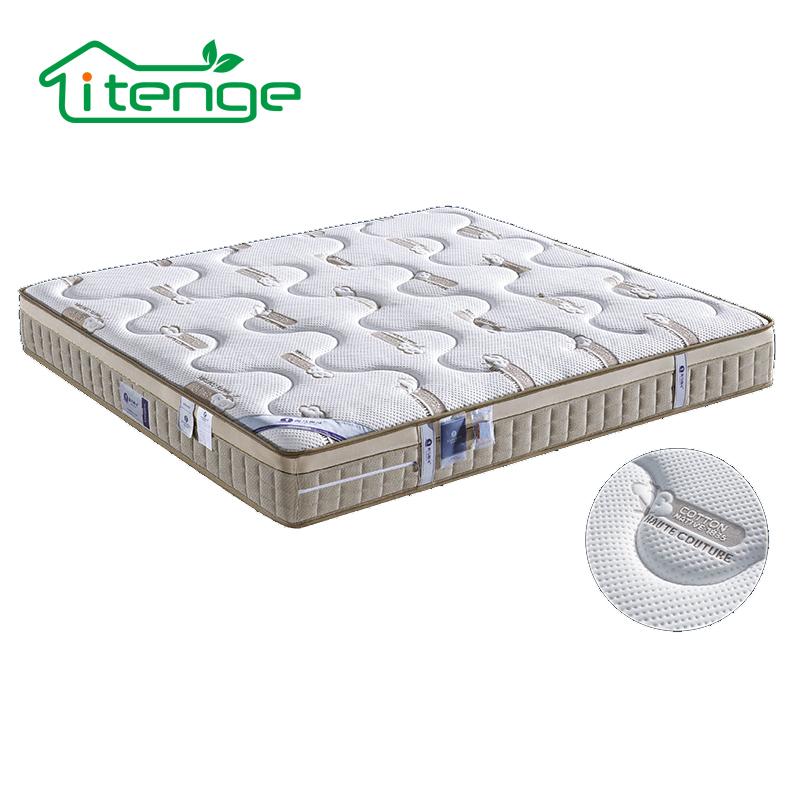 High sleep quality pocket spring mattress comfort mattress - Jozy Mattress | Jozy.net