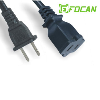 3A / 5A /10A / 13A 250V power cable JAPAN standard /JANPAN series power cable with PSE.ROHS certification