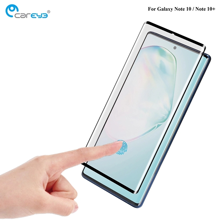 9H tempered glass screen protector screen protector for Samsung Galaxy Note10 /Note10+ tempered glass protector