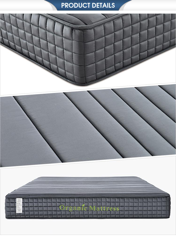 Natural tencel fabric organic cotton foam comfortable winter spring woman mattress - Jozy Mattress | Jozy.net