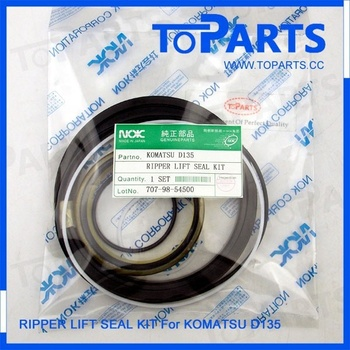 707-98-54500 Service kit For D135 hydraulic cylinder seal kit 707-98-54500 Ripper Lift Seal Kit