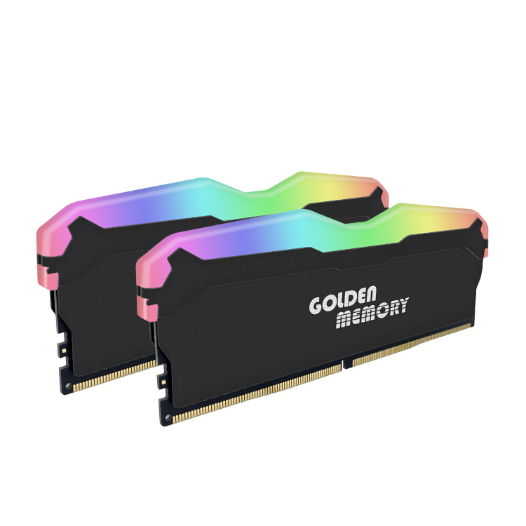High Quality RGB LED RAM DDR4 8GB 3200MHZ For gaming