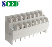 SCED TB762-06-GY Barrier Terminal Blocks