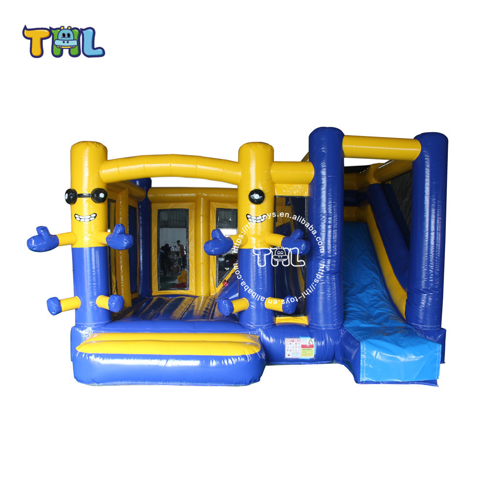 inflatable bouncer/bounce castle inflatable/Inflatable Bouncer Castle With pool