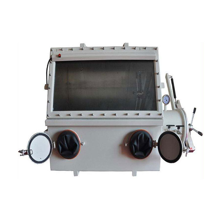 Single Station All Stainless Steel (Thickness 3mm) Vacuum Glove Box for Lithium Ion Batteries and Materials