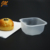 Custom disposable pp food packaging tray, egg-yolk puff blister tray packaging