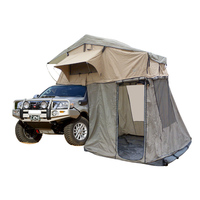 Soft Shell 4x4 Truck Camping Car Roof Top Tent With Annex
