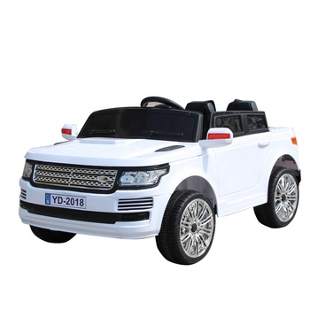 WDYD2018 popular ride on car 2 door open 2.4g r/c large plastic toys