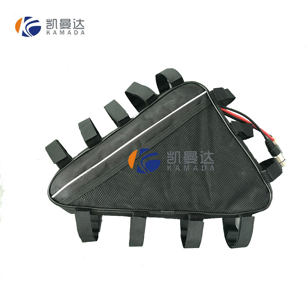 battery lithium ion triangle ebike battery 48v 20ah 29ah 35ah 30ah triangle Lithium battery